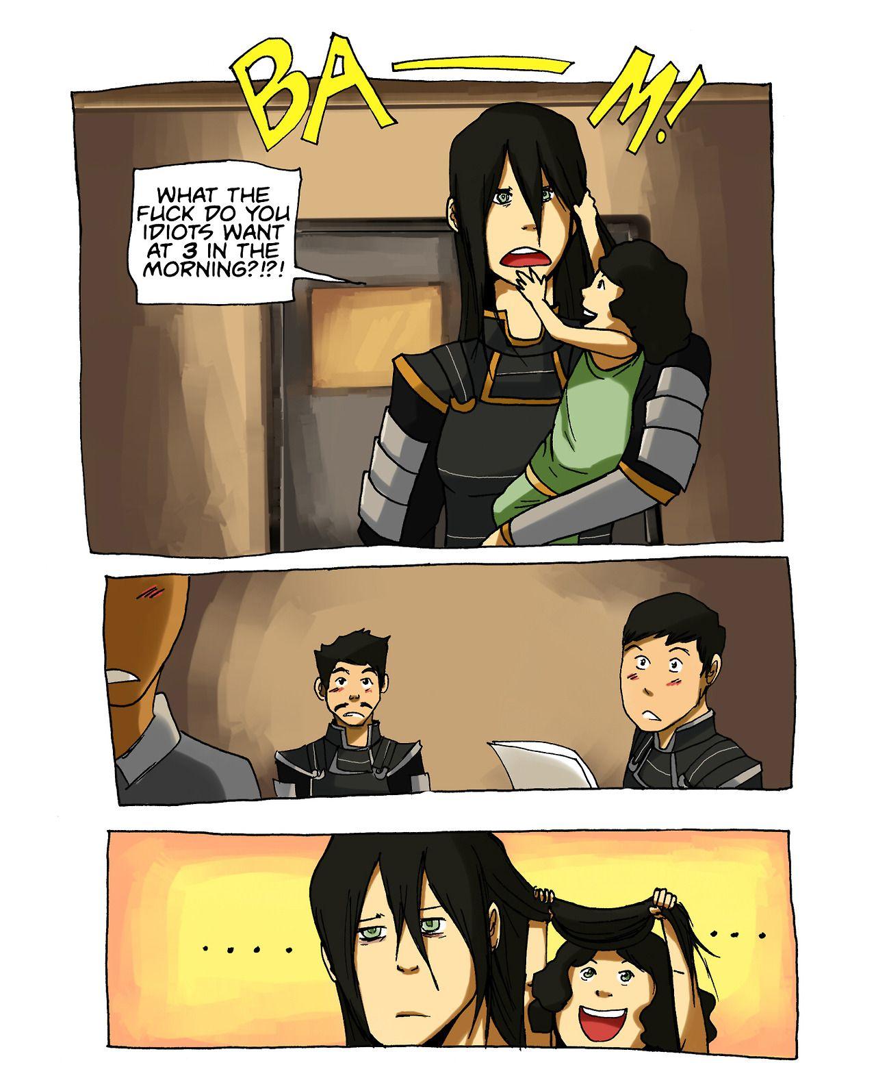 1 Avatar: Toph Police Comic By Laikkuseia.tumblr.com 1