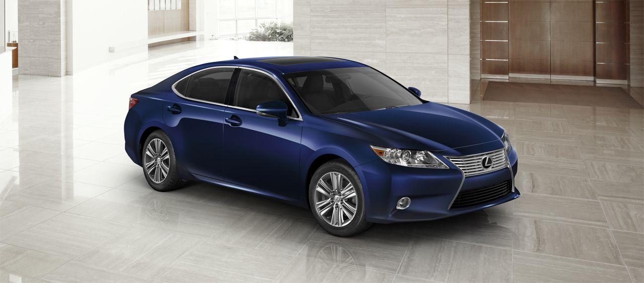 Lexus Es Lexus Es Luxury Sedan Lexus