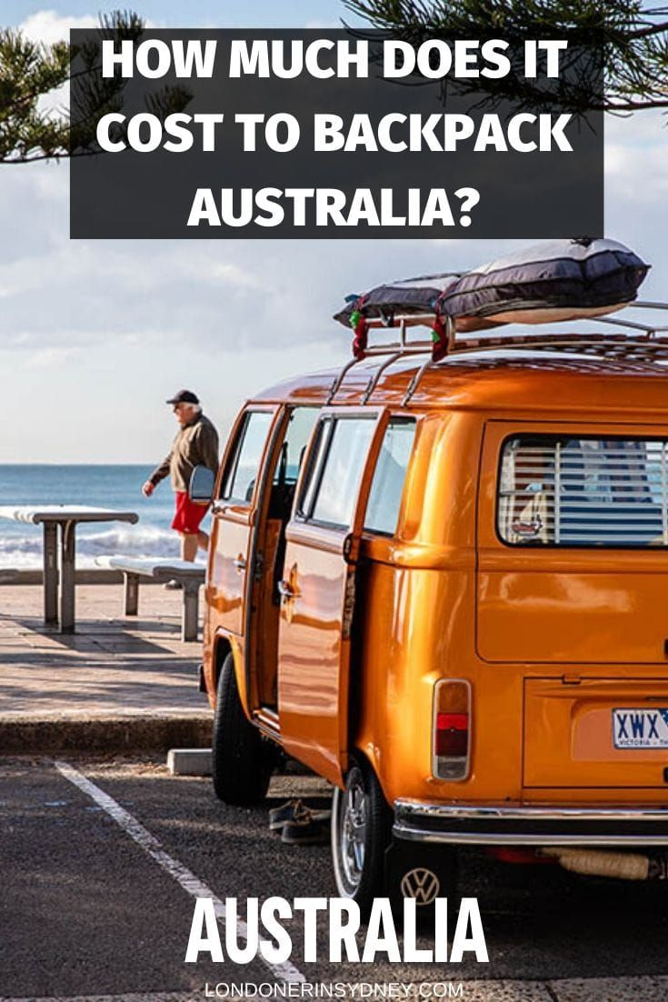 How much does it cost to go backpacking in Australia ...