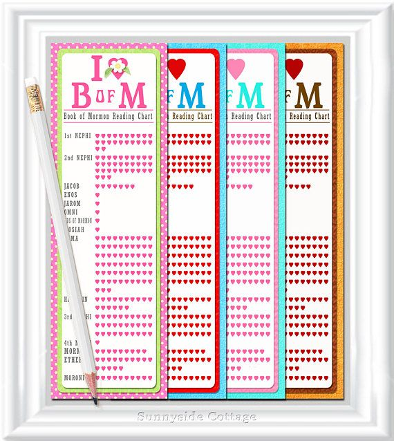 LDS BOOKMARKS, instant download,diy printable Bookmarks for Personal