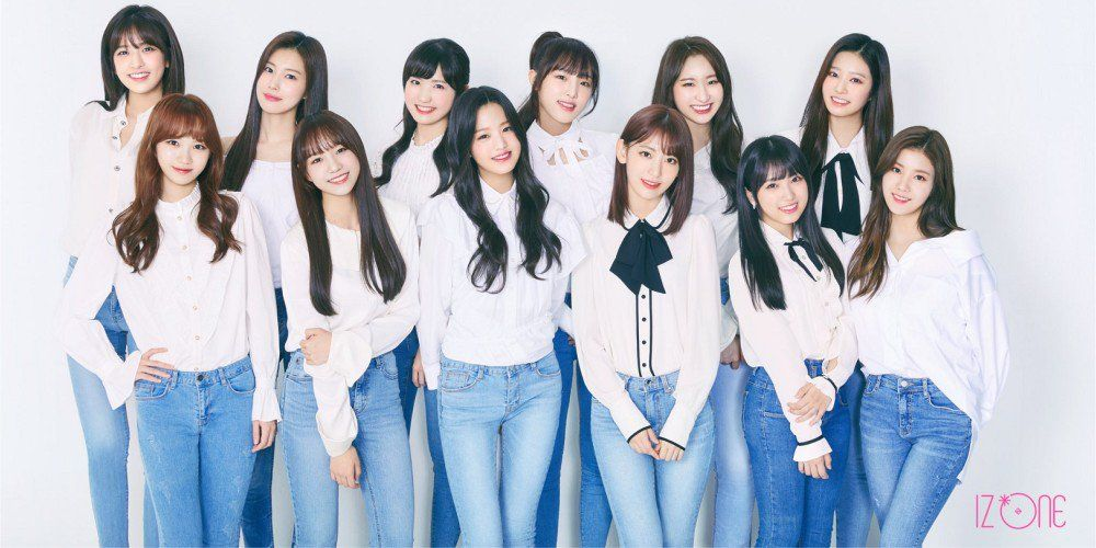Iz One Pick The Top Visual Best Dancer And Best Aegyo Members In The Group Profile Photo Kpop Girl Groups Kpop