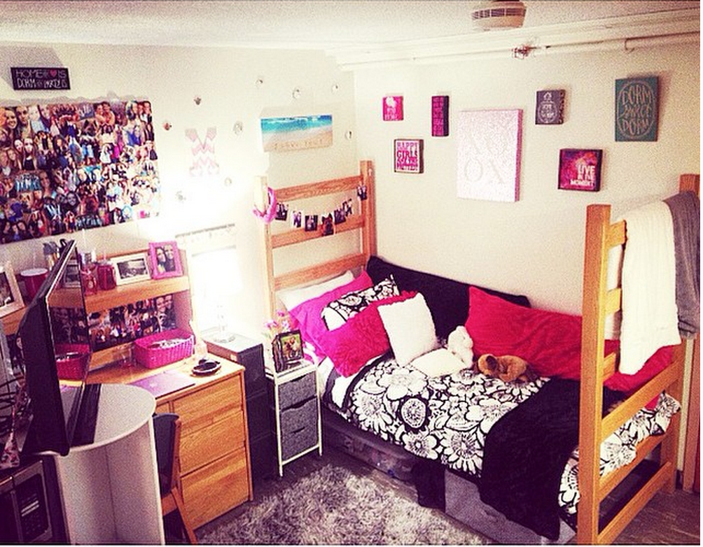 Another look at all the awesome things you can do with your dorm ...