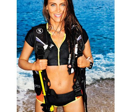 10a7cccaec Scuba-Inspired Suits  This Summer s Fun