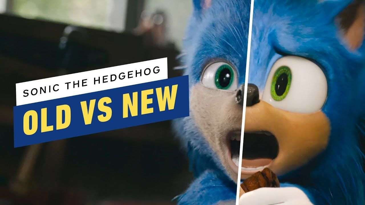 Sonic The Hedgehog Old And New Design Comparison Youtube Sonic Sonic The Hedgehog Hedgehog
