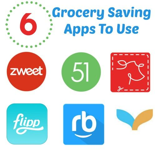 6 Coupon Canada Apps to Help you save money on your