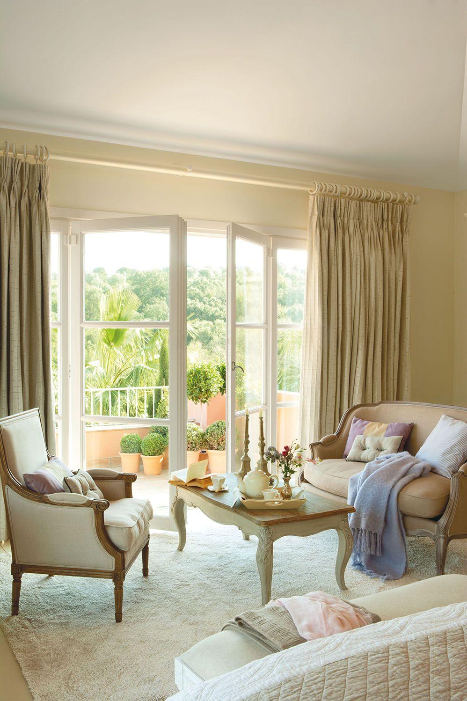 N/íquel Barra para cortinas con remates con tapas 182-365 cm Basics