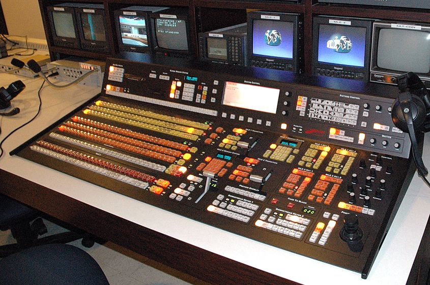 Professional Tv Studio Equipment