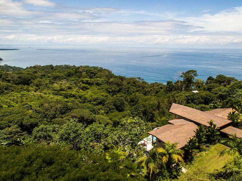 Costa Rica Luxury Estate Casa Big Sur ID 486