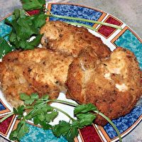 Oven Fried Parmesan Chicken by Allrecipes