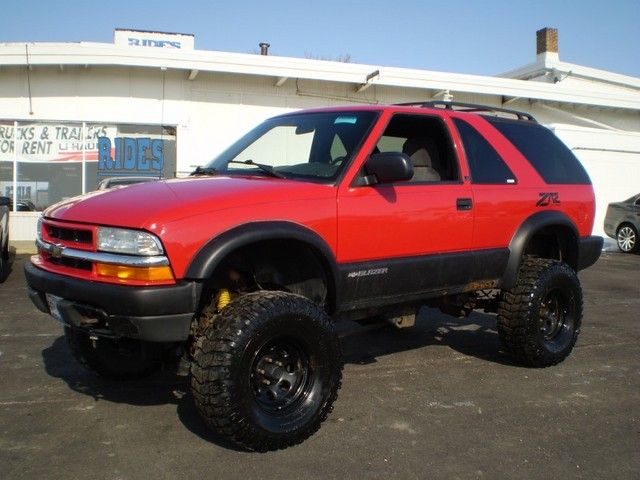 Another Bad Zr2 1999 Chevrolet Blazer Post 1331699 By Bad Zr2 Chevrolet Blazer Blazer 4x4 Chevy S10 Zr2