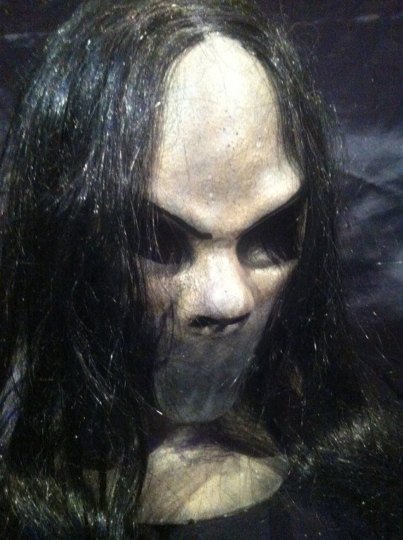 Mr Boogie Aka Bagul The Diety Display Mask Sinister By Revenantfx