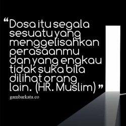 Gambar Kata Bijak Inspirasi Motivasi Islam Iman Pinterest
