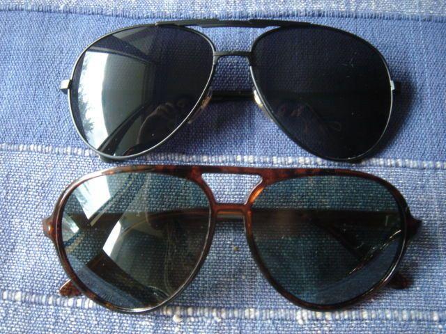 Lot   2 x Sunglasses 90s Nineties Style Glasses Retro Vintage 80s 90 80 Set  New bbef8063f769