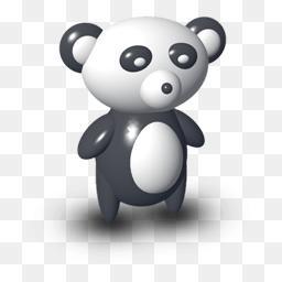 Panda Palace Png Panda Icon Download Archigraphs Animal Icons Iconspedia 256 256 Png Download Free Transparent Backgro In Animal Icon Panda Icon Panda Sushi