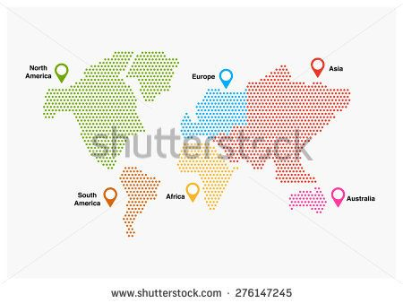 abstract computer graphic world map map pinterest