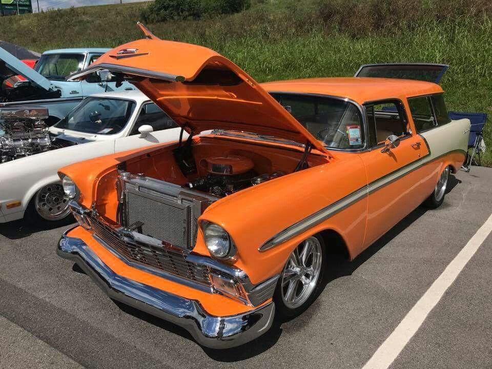 Pin på Chevrolet BelAir