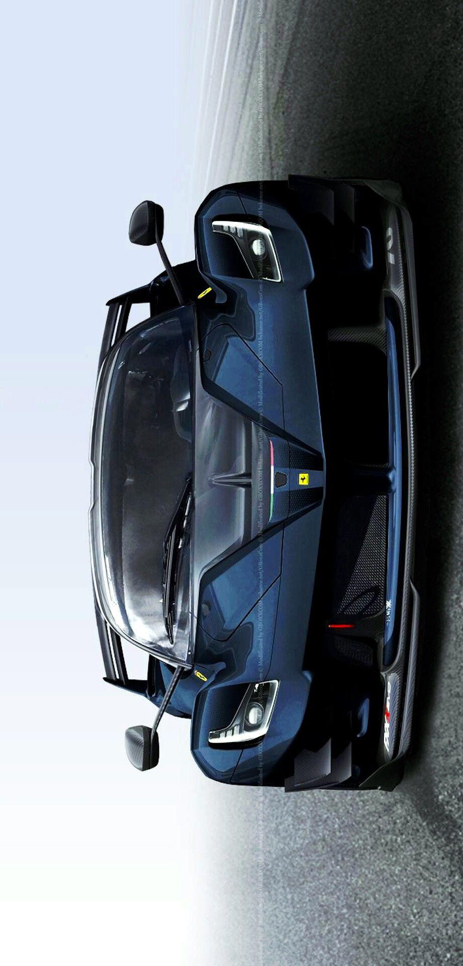 (°!°) Ferrari FXX-K Evo Street Legal concept... #ferrarifxx