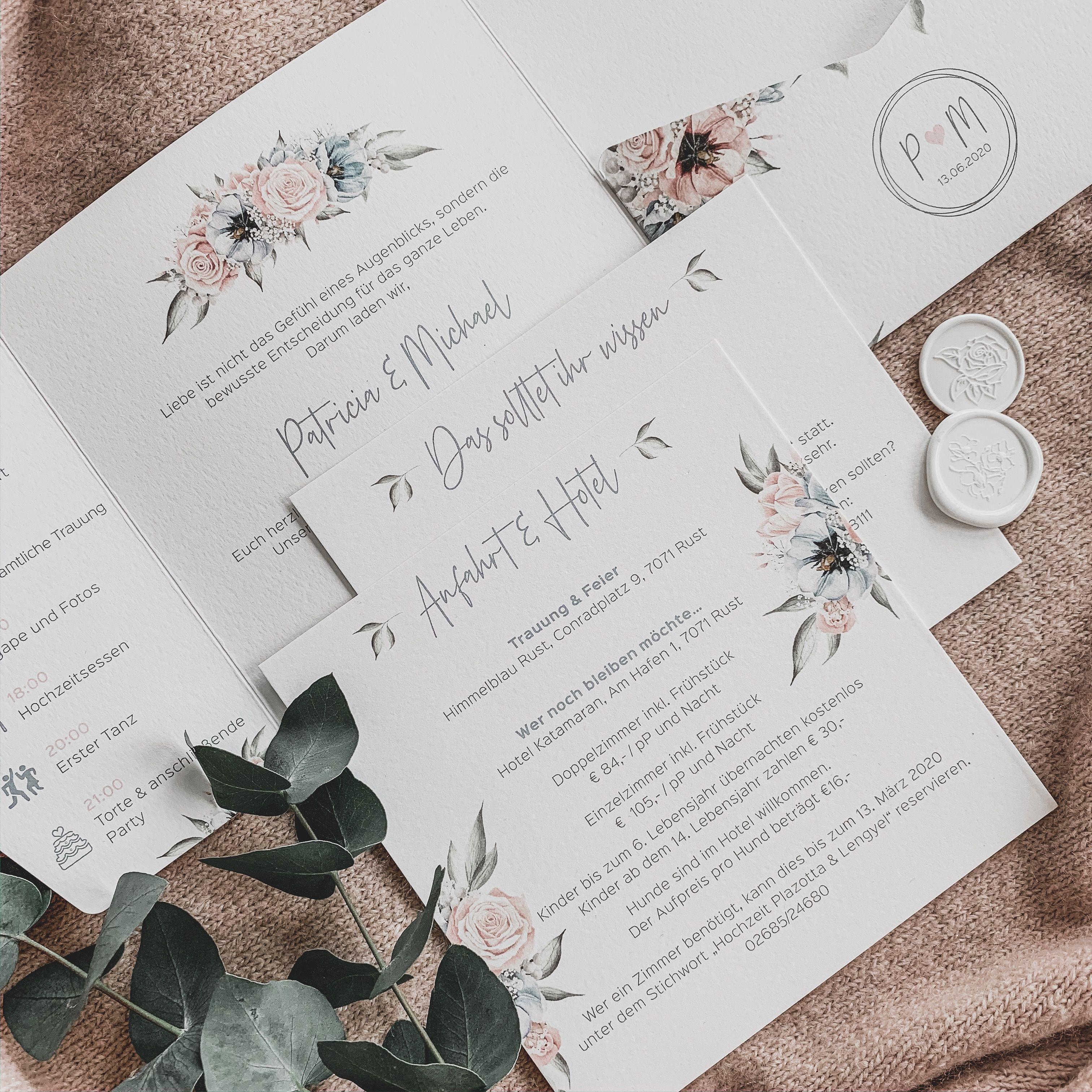Pocketfolder Einaldung Hochzeit Herzdruck Weddingpapeterie Hochzeit Karte Hochzeit Einladungen Hochzeit