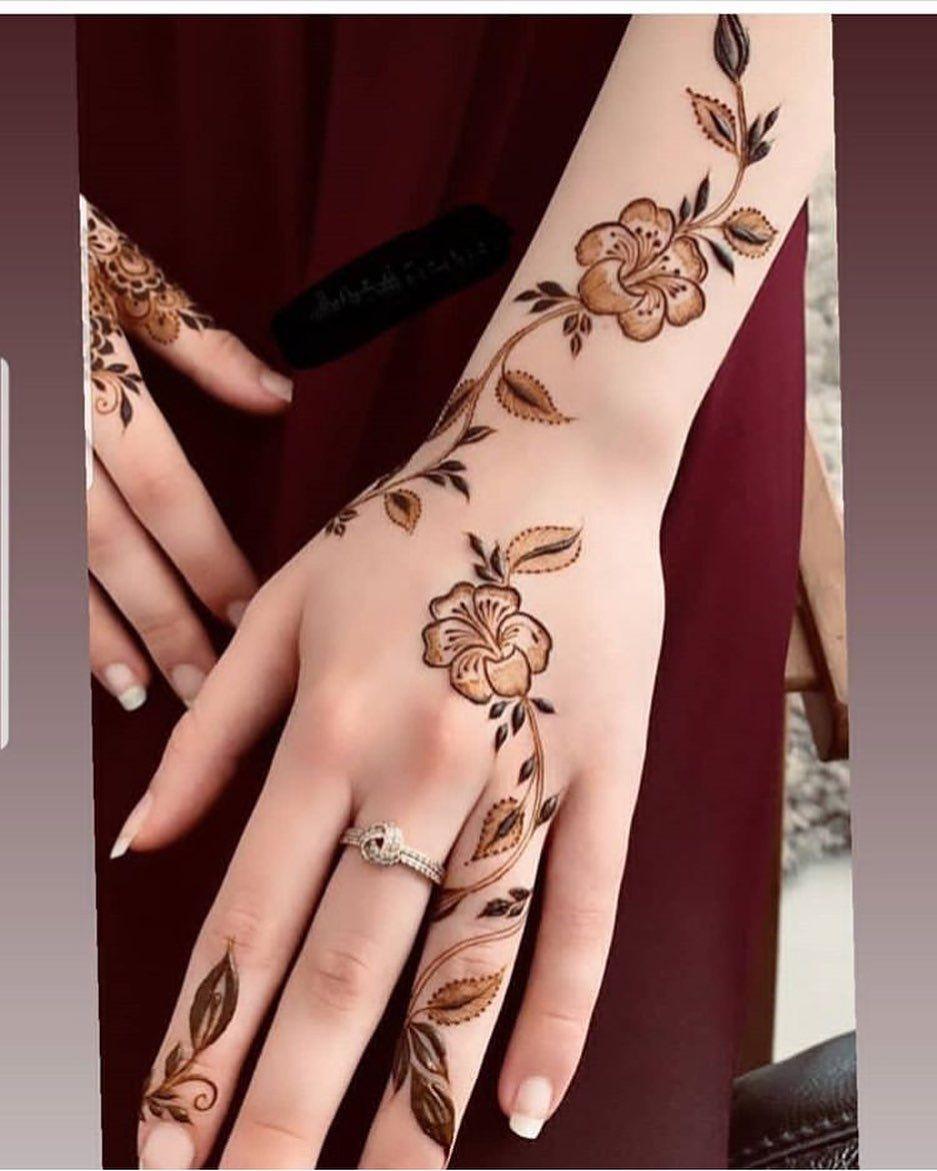 حنا نقش نقشات نقش حنا حنا الامارات دبي بوظبي العين الكويت جمال اناقه كشخه انوثه Mehndi Designs For Hands Mehndi Designs Mehndi Designs For Fingers