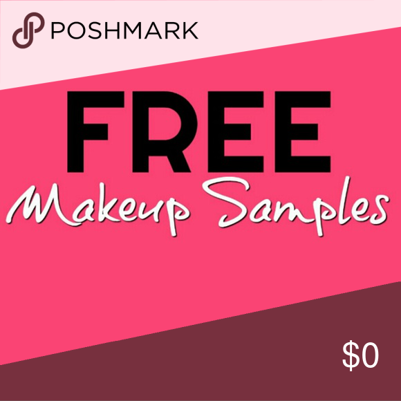 FREE MAKEUP SAMPLES (Limit 10 per Order) Just purchase any
