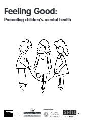 Feeling good: promoting children's mental health (activity ...