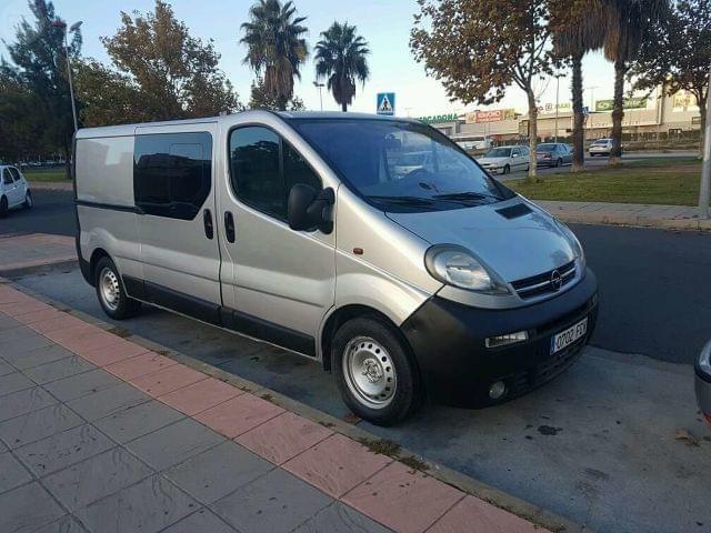 Vendo Opel Vivaro 1 9 Cdti 6 Plazas Ni Un Solo Rasgu O Y Muy Bien De Motor Mejor Ver Y Provar Motores Compras Que Te Mejores