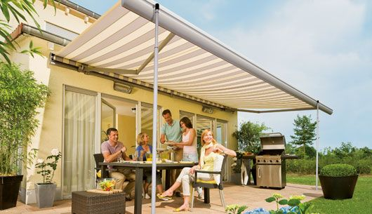 Can Awnings Handle High Winds Patio Patio Canopy Patio Awning