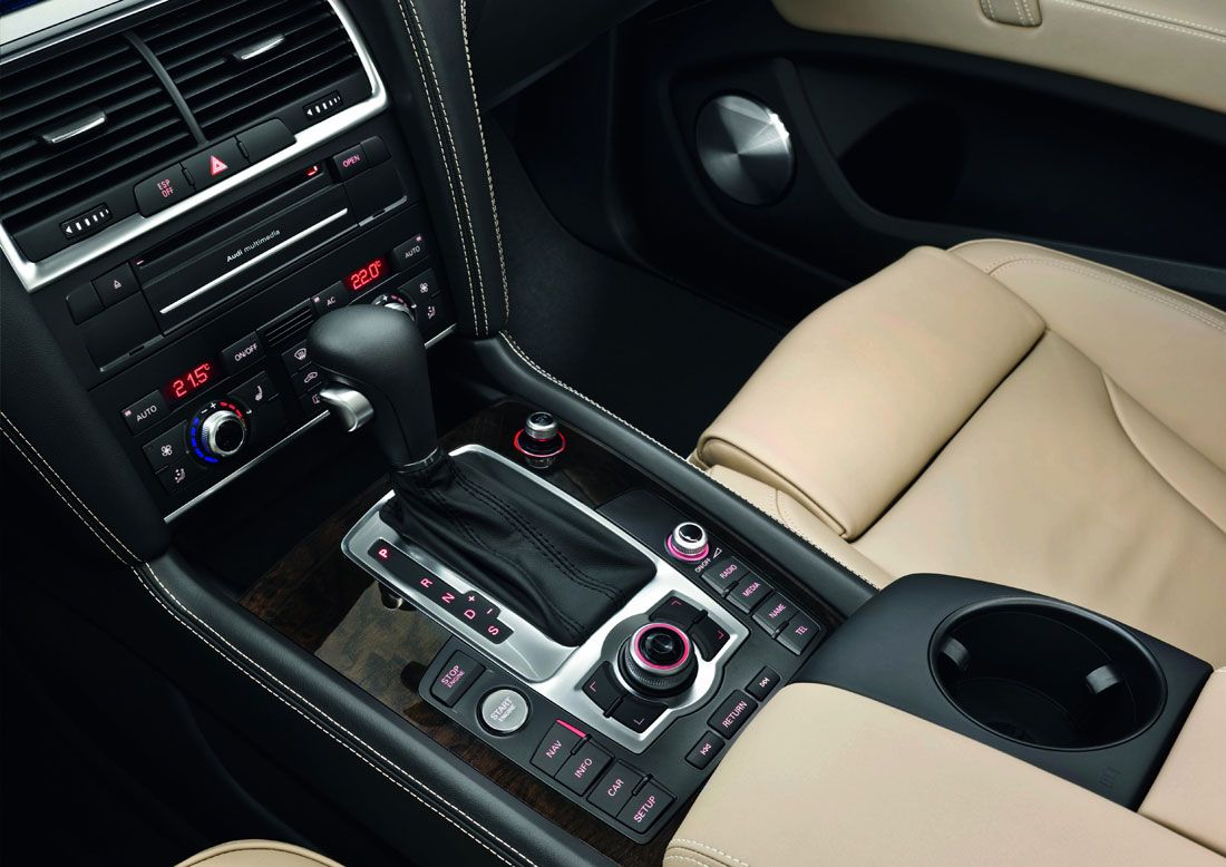 2015 Audi Q7 Interior HD Images Luxurious Cars Interior