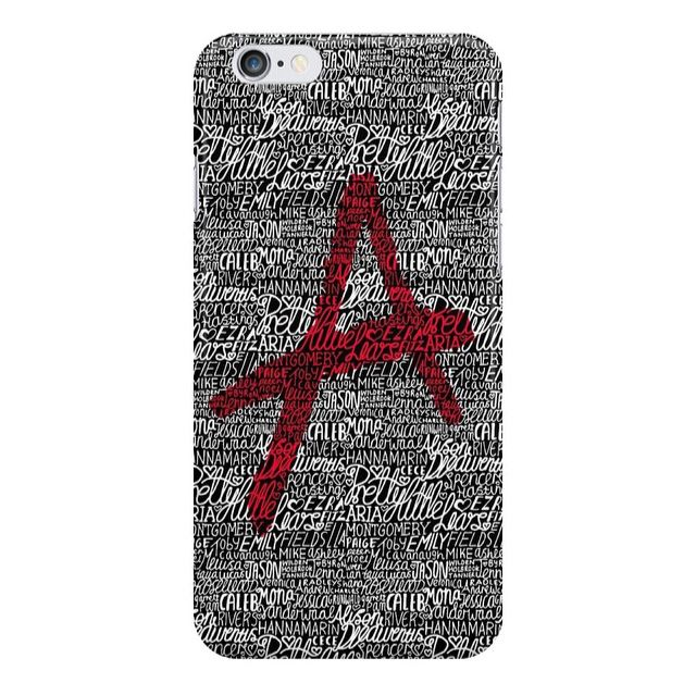 PRETTY LITTLE LIARS PHONE CASE   Artsy phone cases, Friends phone ...