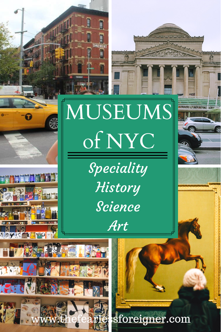 The Only New York City Museums Map List You Need To Explore The Top Museums In Nyc New York City Museums Museums In Nyc New York City Travel