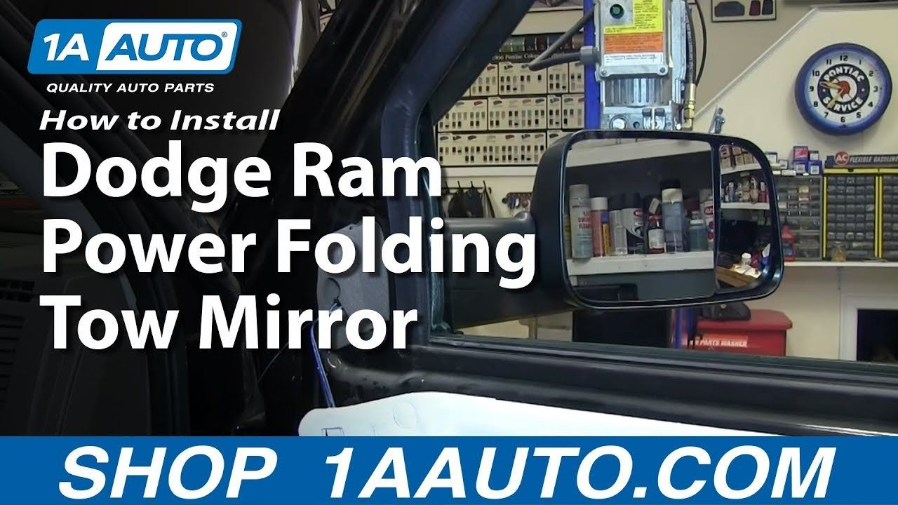 Wiring Diagram For Power Mirrors On Dodge 2004 2500 In 2020 Dodge Mirror Upgrade Trailer Wiring Diagram