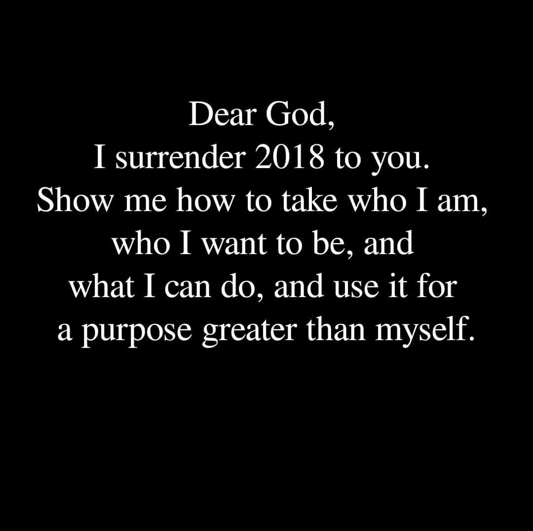 trust god prayer for new yearnew