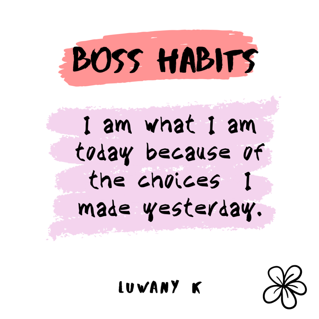 How To Develop And Keep Good Habits