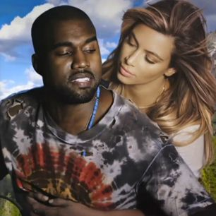 Kanye And Kim Make Out In Bound 2 Clip Hip Hop Music Videos Kanye West Music Videos
