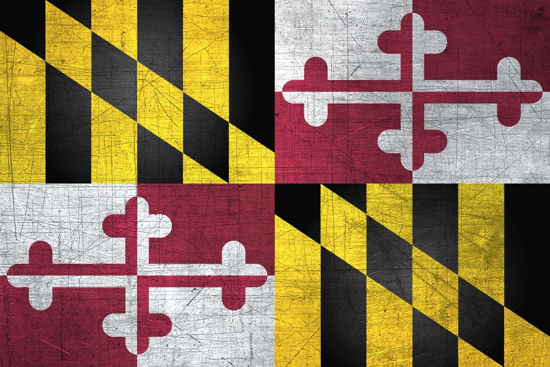Maryland Flag Wallpaper 2186 Maryland Flag Flag Painting State Flags