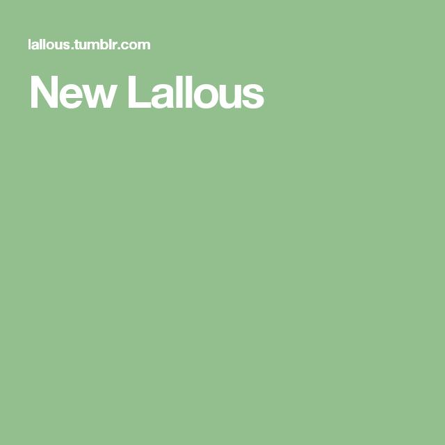 New Lallous