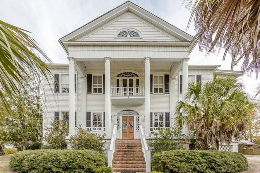 1832 Camden House In Camden South Carolina — Captivating