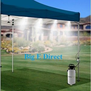 Details About Misty Mate Cool Camper 6 Outdoor Canopy Tent