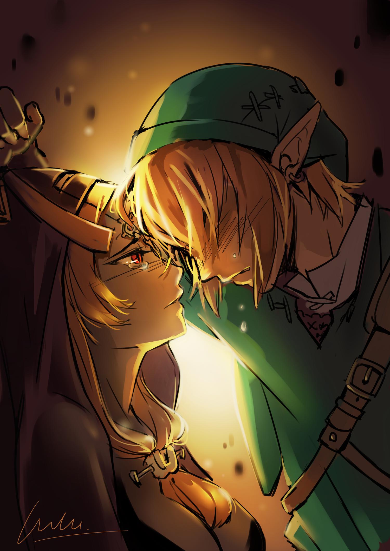 Beau Dessin A Imprimer Zelda Twilight Princess