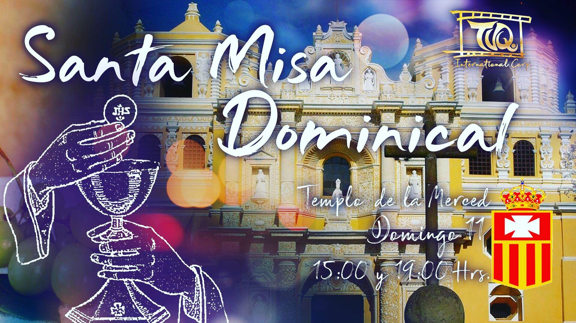 Tvq Tv Tvq El Amor De Dios Es Para Todos Santa Misa Desde Antigua Guatemala Para El Mundo En El Templolamerced Envivo Neon Signs Neon