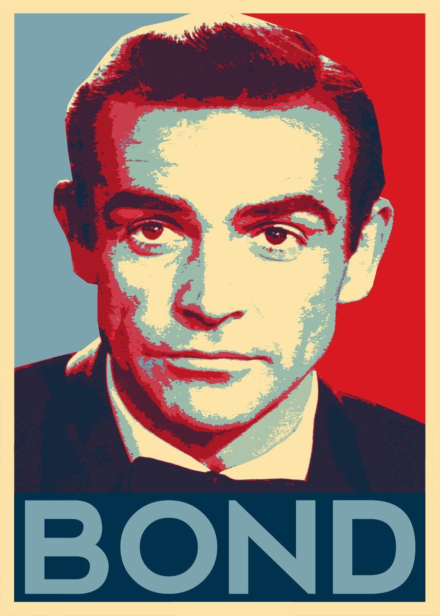 James Bond 007 Daniel Craig Classic Movie Premium METAL Poster Art Print Gift