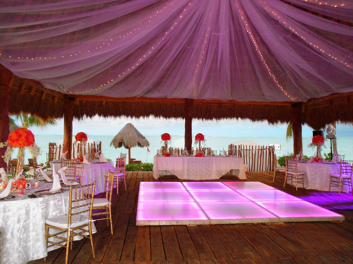 Your Wedding At The Beloved Hotel Playa Cancun Mexico Thejoyoftravel Www