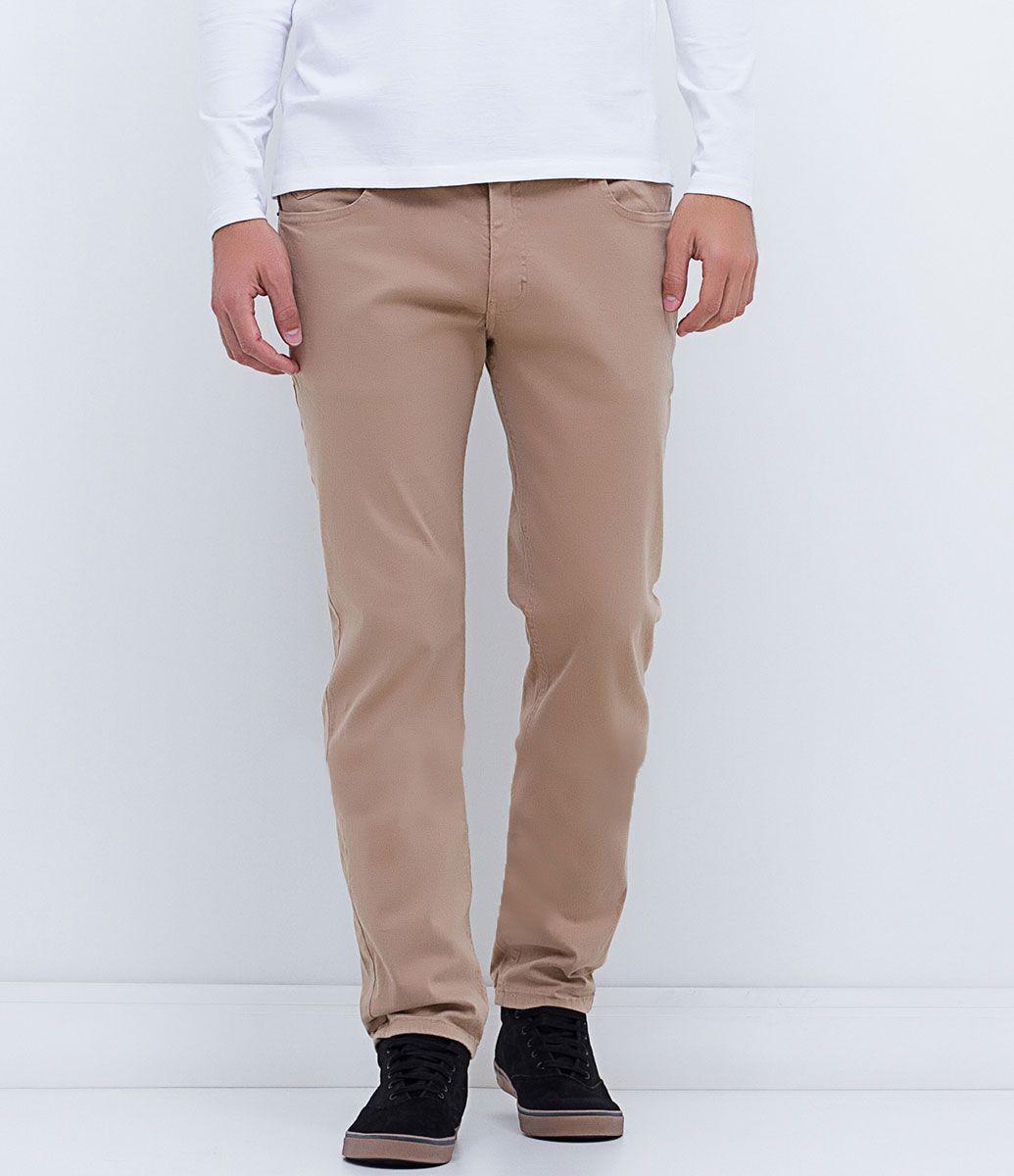 ec4689392 Calça masculina Modelo super skinny Bolsos frontais arredondados Marca   Blue Steel Tecido  Sarja Composição