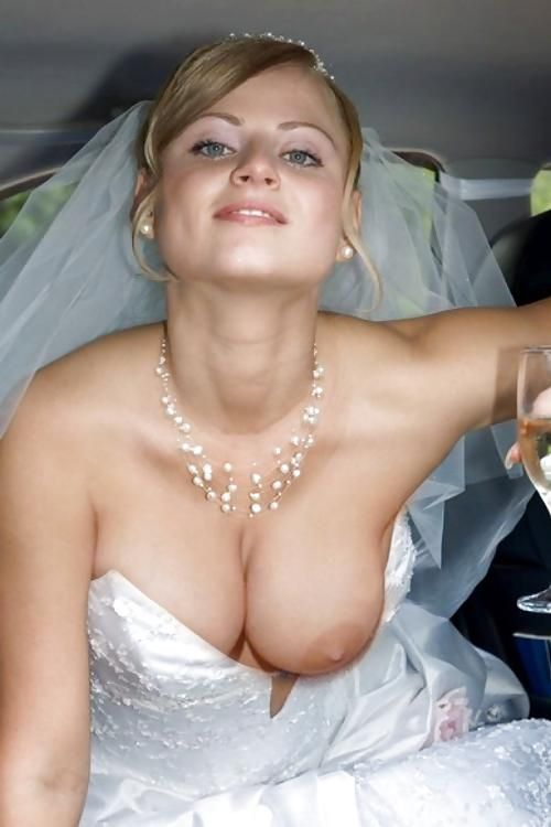 nipple slips nude Wedding