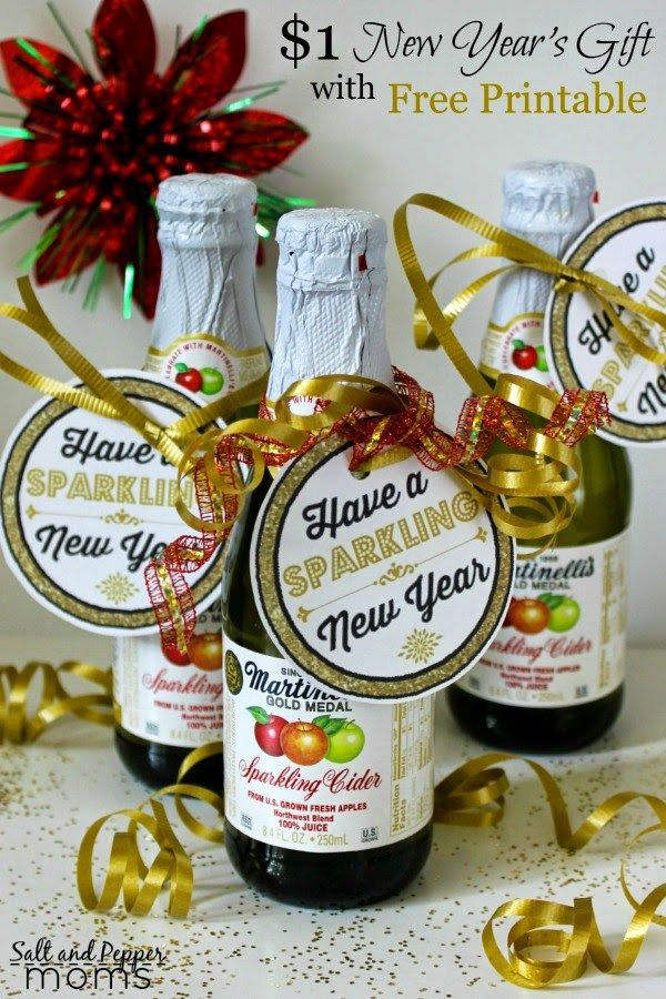 Great Ideas -- 20 New Year's Eve Ideas!   Diy gifts new ...