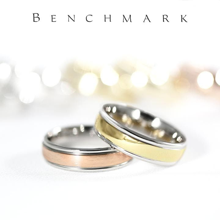Benchmark carries a variety of wedding bands for everyone Pictured