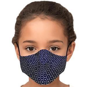 Women's Reusable Face Mask - Soldier Complex 001