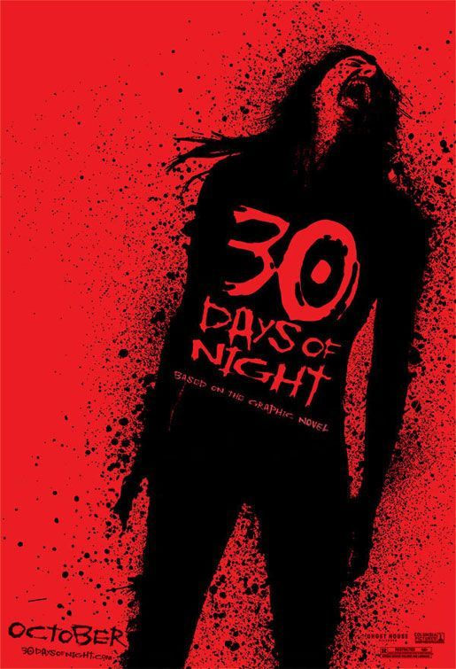 30 Days Of Night One Of My All Time Favorite Vampire Movies