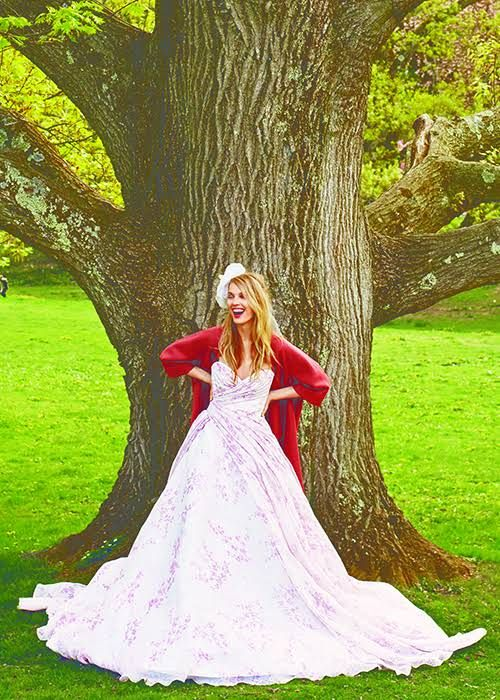 8 Garden Party-Perfect Wedding Dresses