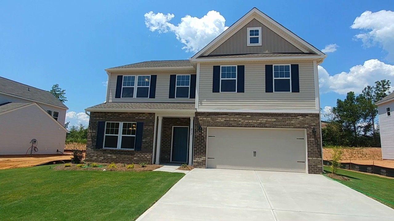 Austen Lakes Kipling Plan True Homes York Sc True Homes New Homes New Home Communities